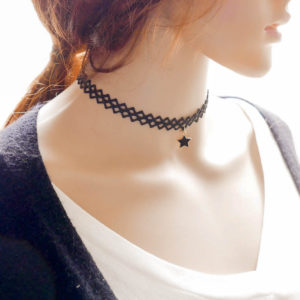 Star-Moon-Sun-Chokers-Necklaces-Alloy-Pendants-Maxi-Necklaces-For-Unisex-Hot-selling-Necklace-C906